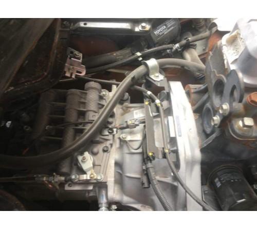 Xe nâng cũ 3.5 tấn Toyota 8FDJ35, 5000 giờ hoạt động, sản xuất Nhật Bản 2012
