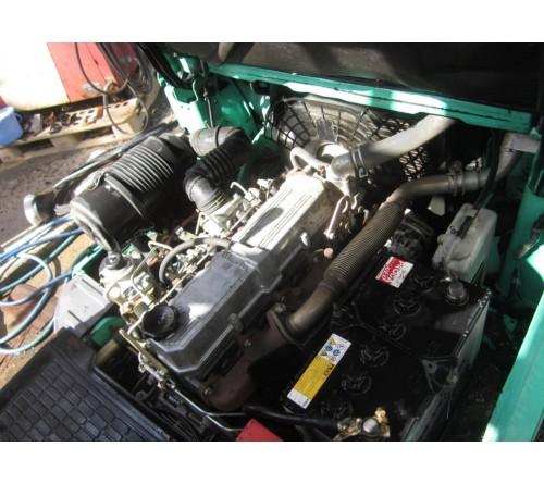 Xe nâng cũ 2.5 tấn Mitsubishi - Model FD25T - Sản xuất Nhật Bản 2007
