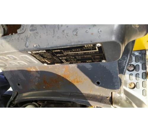 Xe nâng Komatsu 2.5 tấn FD25T-17 GẬT GÙ - T6/2012 - Kiểm đỏ nhập Nhật - 7340h