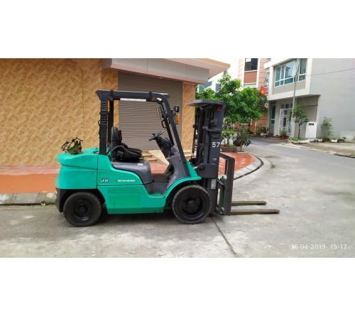 Cho thuê xe nâng tại Bắc Ninh