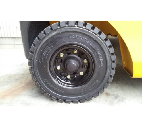 Xe Nâng Komatsu 2.5 tấn cũ - FD25T-17 - 2014 - 1463h