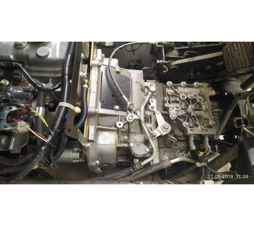 Xe nâng cũ 1.5 tấn - Xăng ga - đời cao - Unicarriers - T11/2015 - Nhập Nhật T5/2019 Kiểm đỏ - 3800h