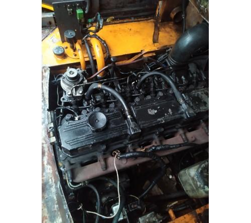 Xe nâng cũ 3.5 tấn giá rẻ - TCM FD35T9 S6S - 2006